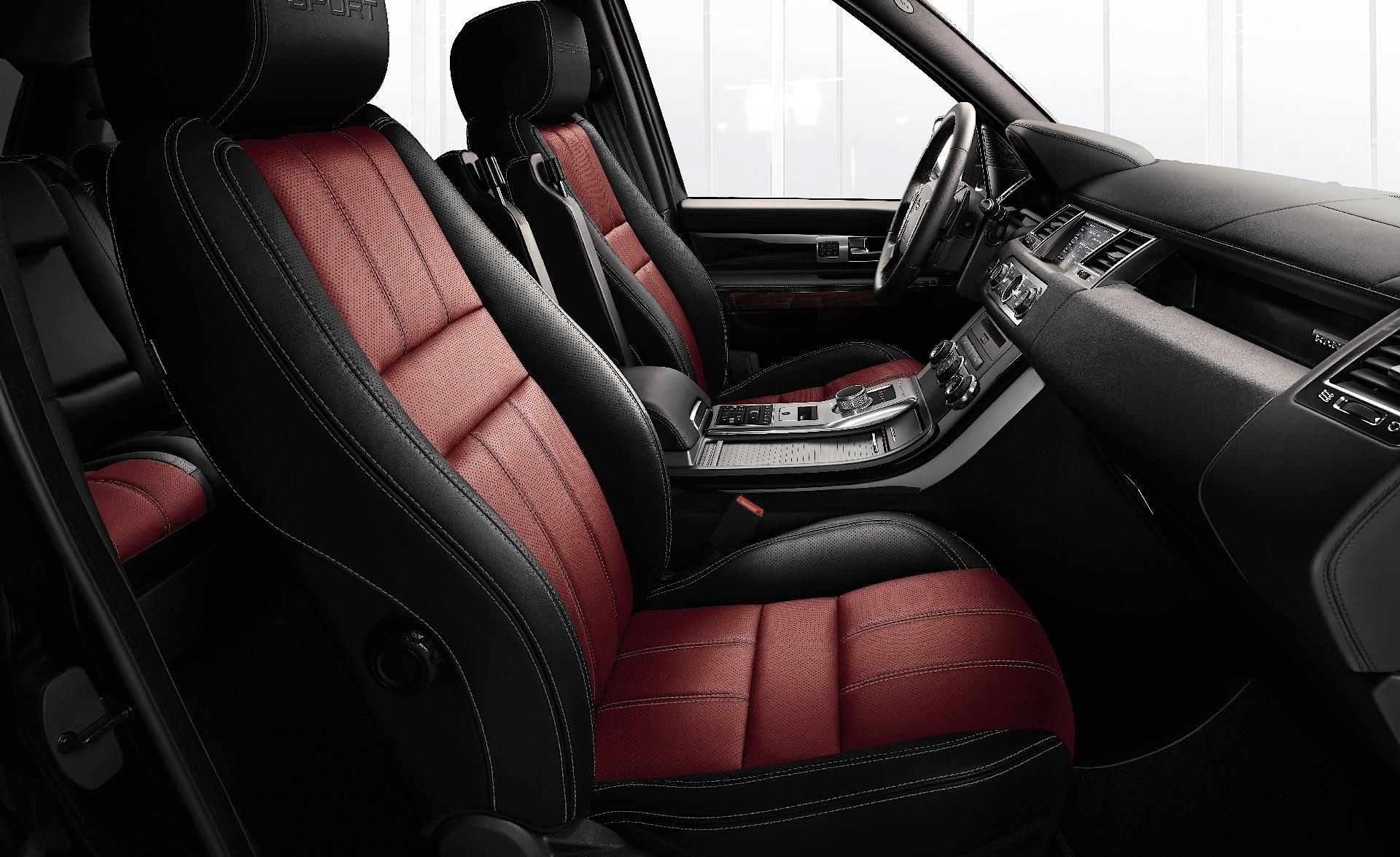 LAND ROVER Range Rover Sport specs 2009 2010 2011 2012 2013