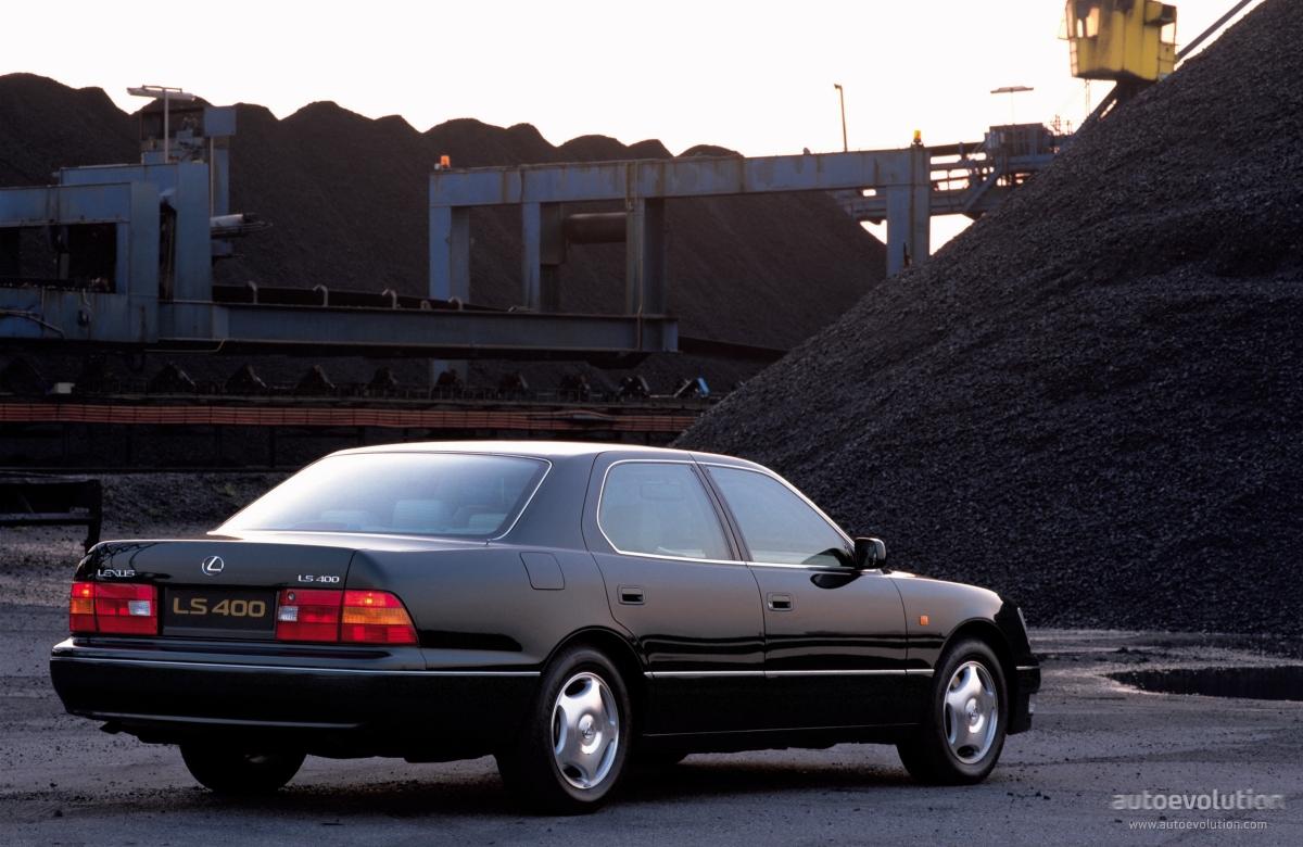 Lexus Ls Specs Amp Photos 1997 1998 1999 2000