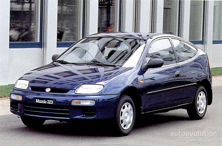 Mazda 323 C Bh Specs Amp Photos 1994 1995 1996 1997 Autoevolution