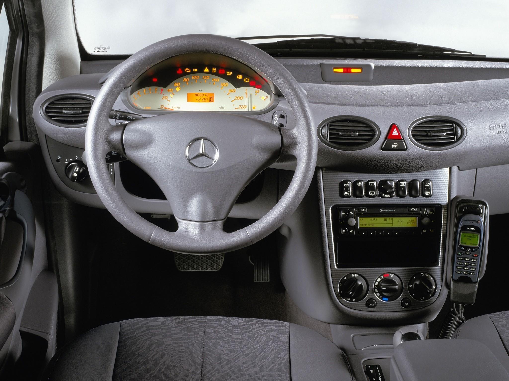 Mercedes Benz A Klasse W168 Specs Amp Photos 1997 1998