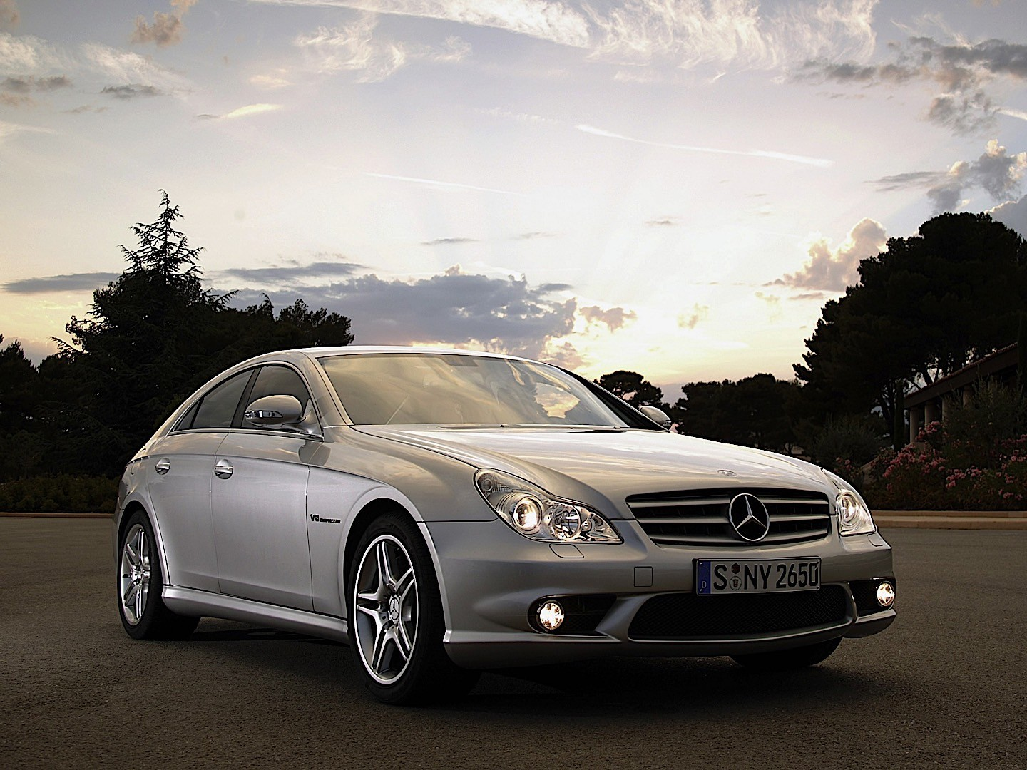 Cls 550 Amg 2006 24s