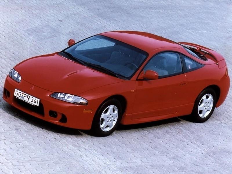 2 1998 Dr Turbo Mitsubishi Gst Eclipse Eclipse 1998 Mitsubishi Gst