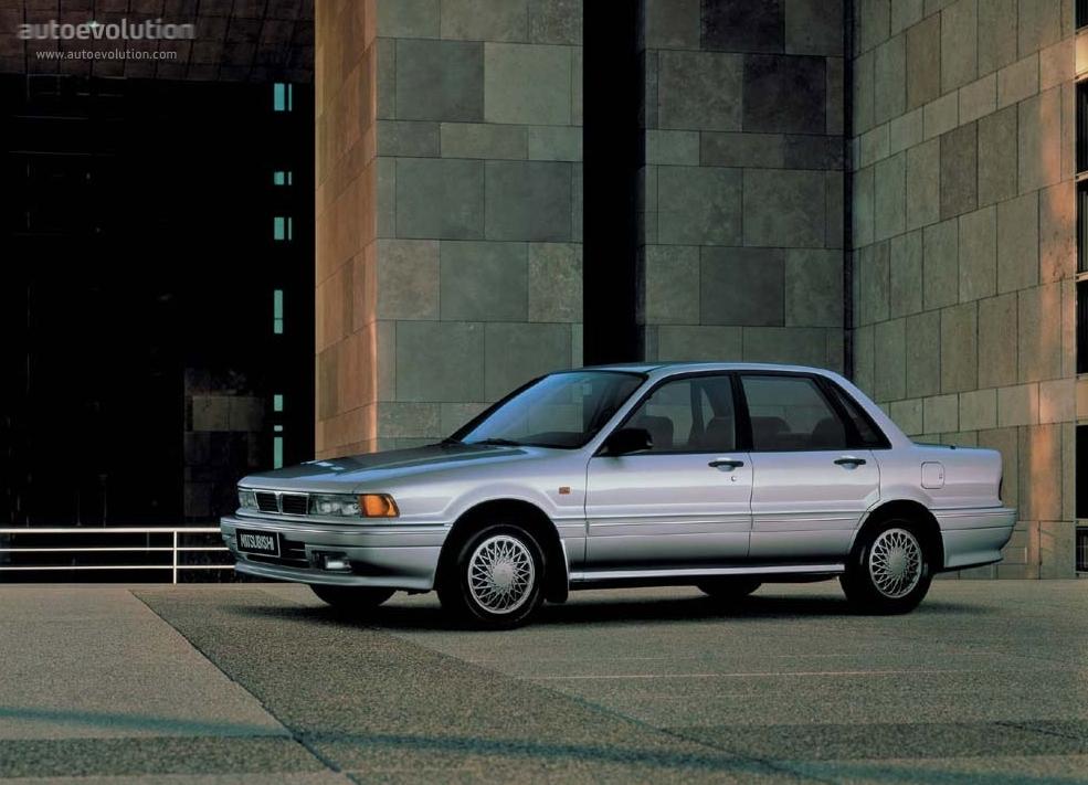 Mitsubishi Galant Specs Amp Photos 1988 1989 1990 1991