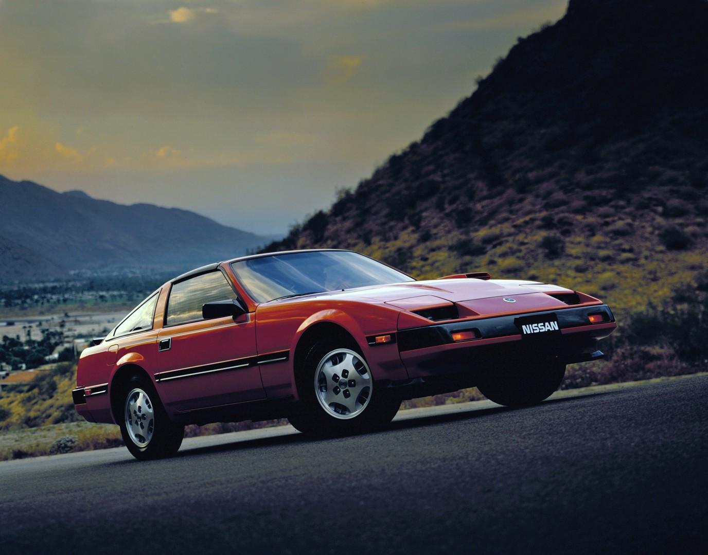 Nissan 300 Zx Specs Amp Photos 1984 1985 1986 1987