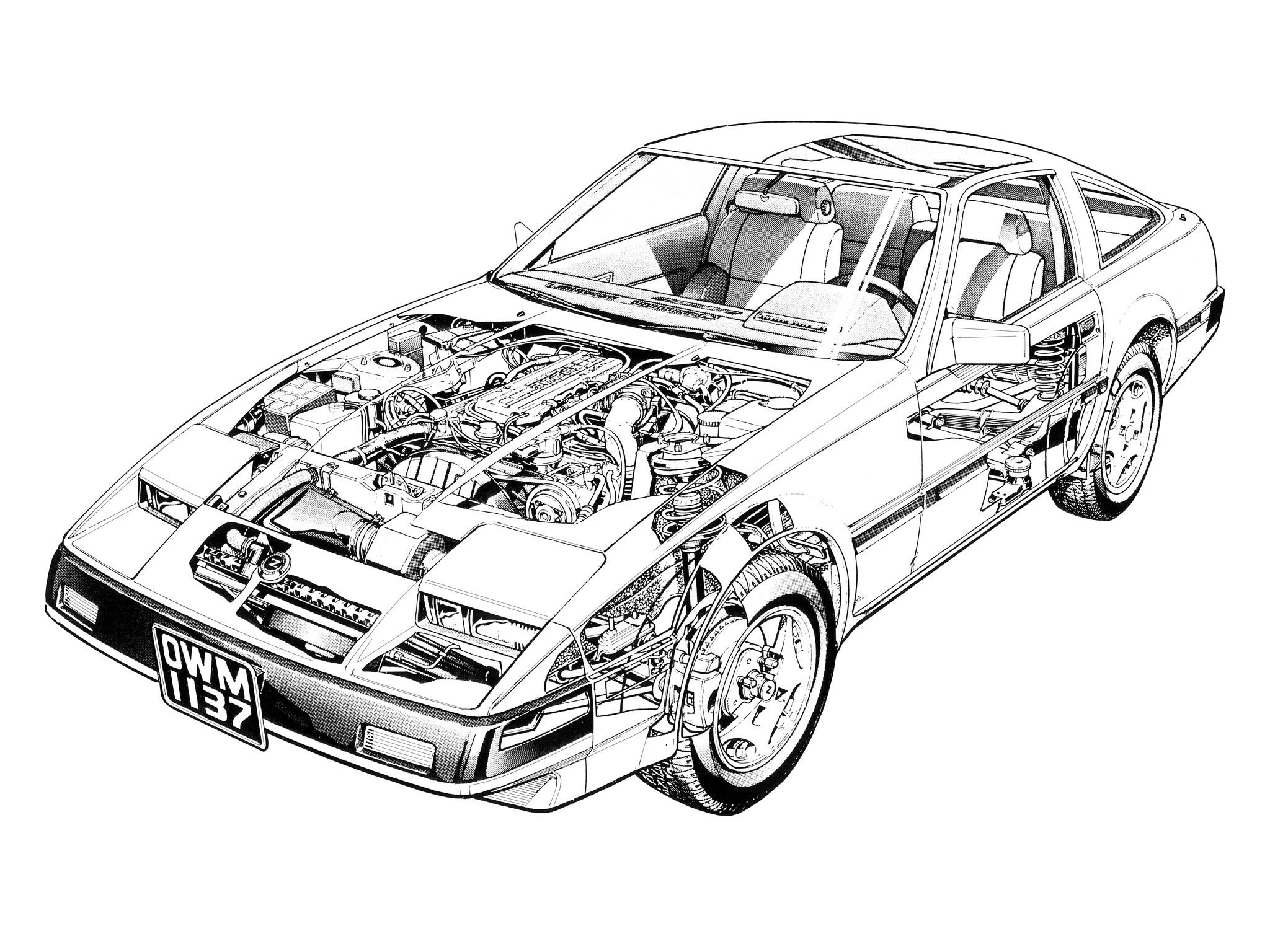 Nissan 300 Zx Specs