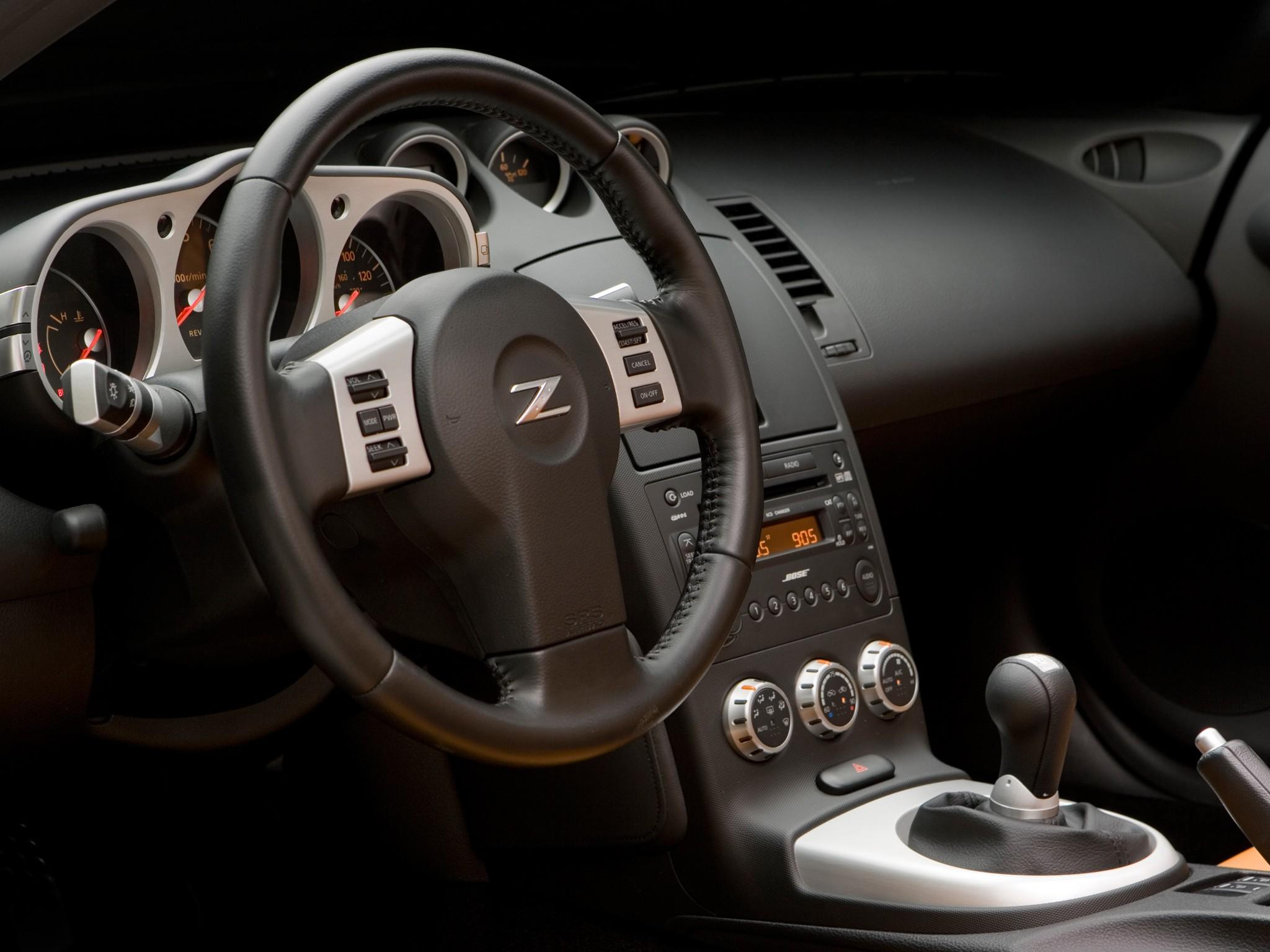 NISSAN 350Z Roadster Specs Amp Photos 2008 2009