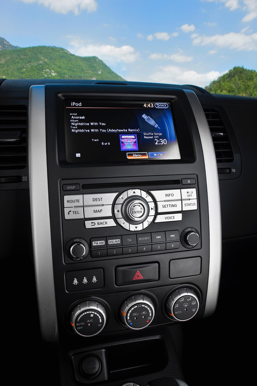 Nissan Maxima 2004 Interior