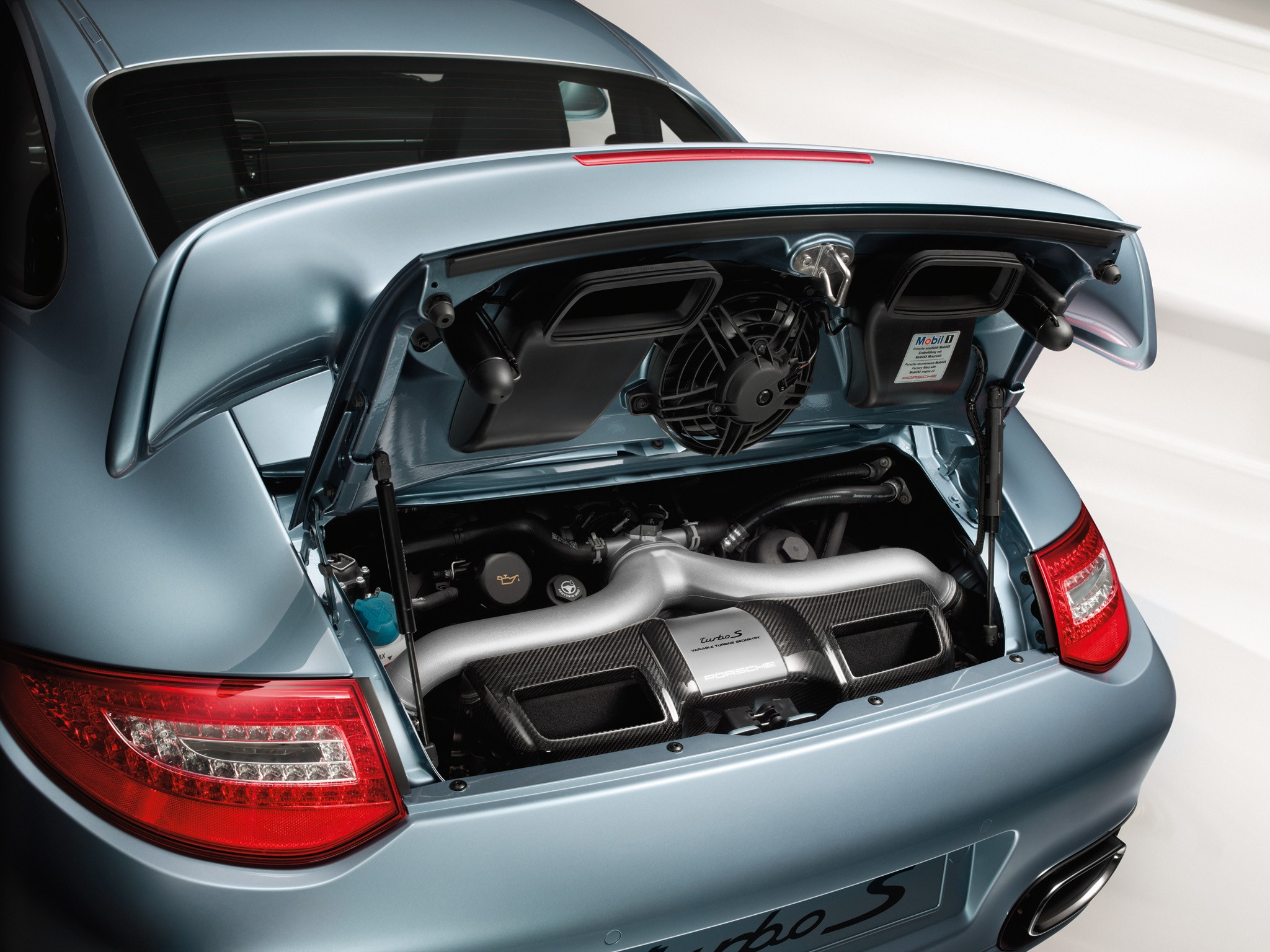 PORSCHE 911 Turbo S 997 Specs Amp Photos 2010 2011