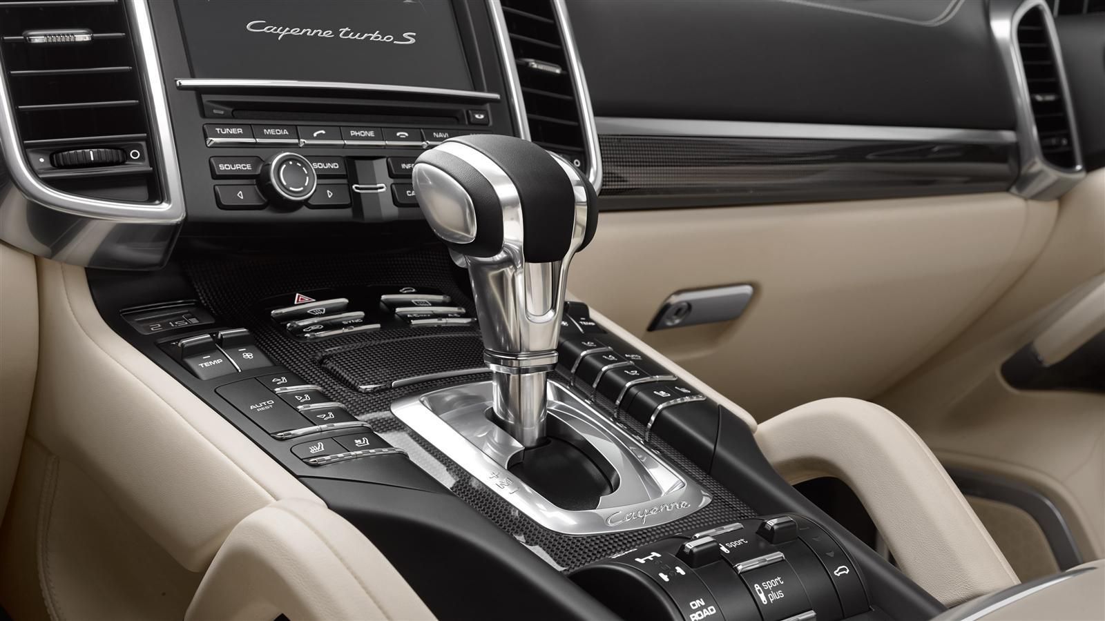 PORSCHE Cayenne Turbo S Specs 2015 2016 2017