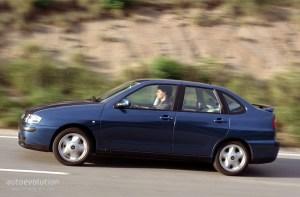 SEAT Cordoba specs  1999, 2000, 2001, 2002, 2003  autoevolution