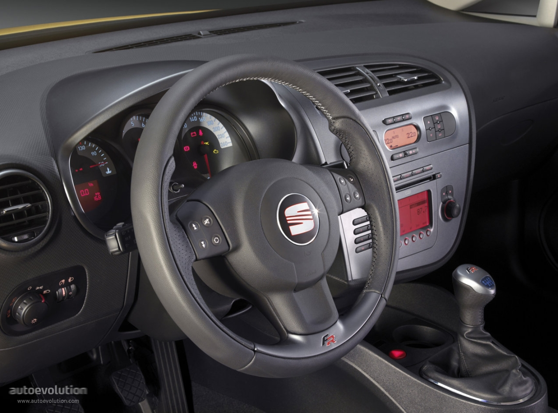 Seat Leon Fr 2006 2007 2008 2009 2010 2011 2012