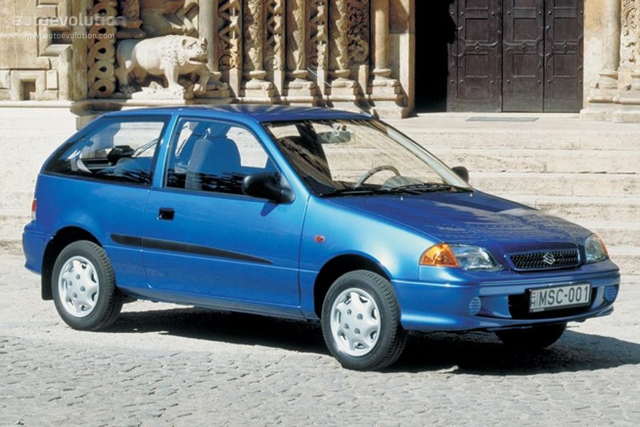Suzuki Swift 3 Doors Specs Amp Photos 1996 1997 1998 1999 2000 2001 2002 2003 Autoevolution