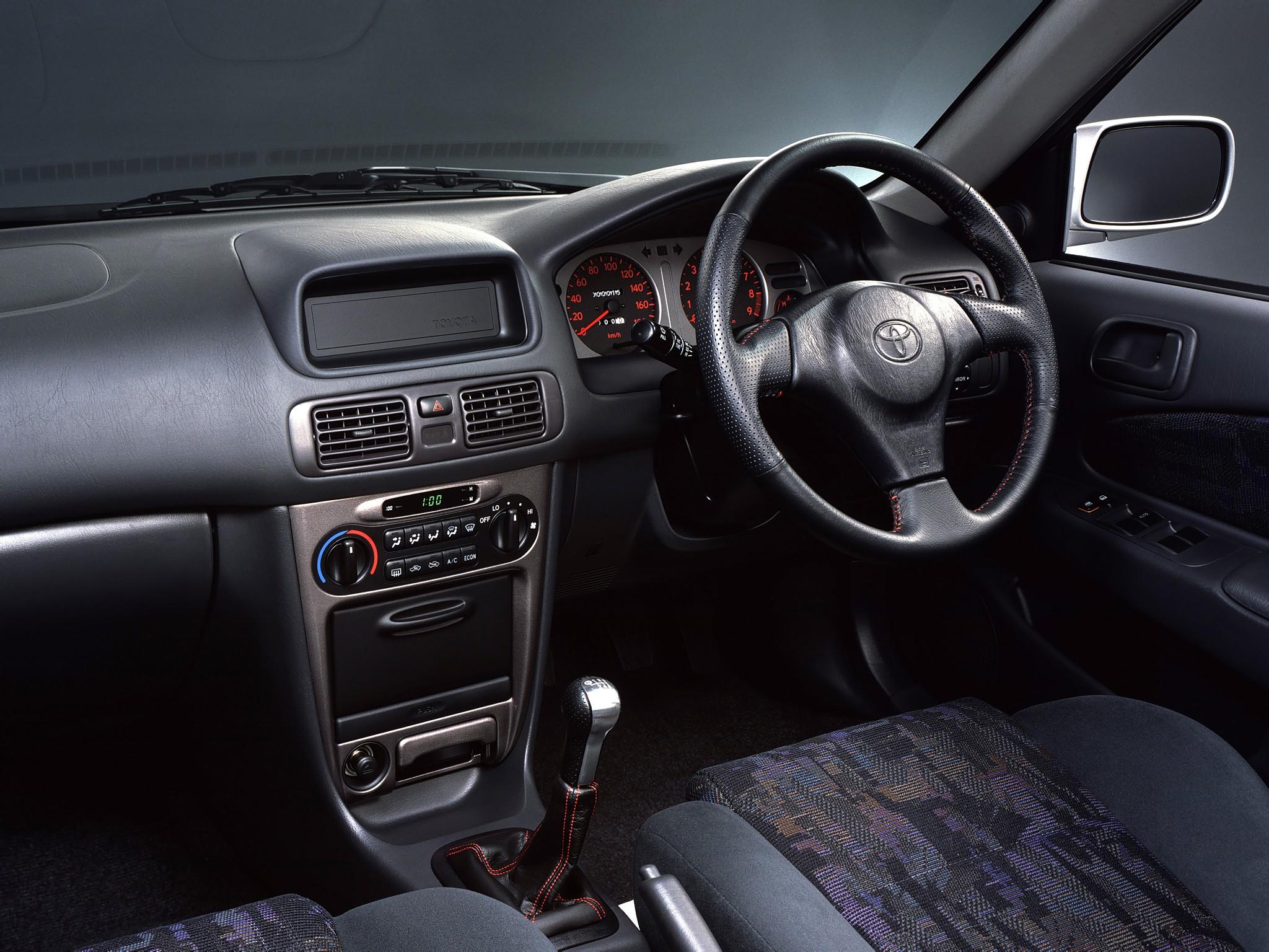 TOYOTA Corolla Sedan Specs Amp Photos 1997 1998 1999