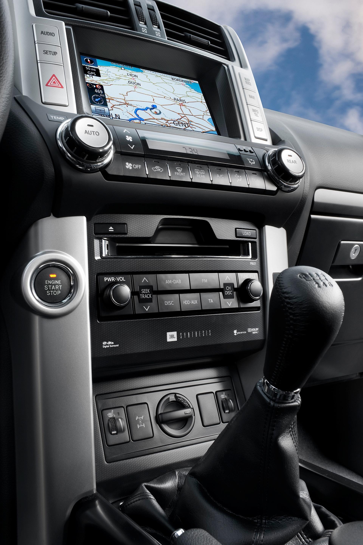 TOYOTA Land Cruiser 150 3 Doors 2009 2010 2011 2012