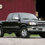 Toyota Tundra Access Cab Specs Photos 1999 2000 2001 2002 2003 Autoevolution