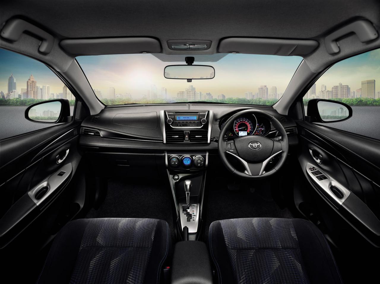 Toyota Vios 2013 2014 2015 2016 2017 Autoevolution