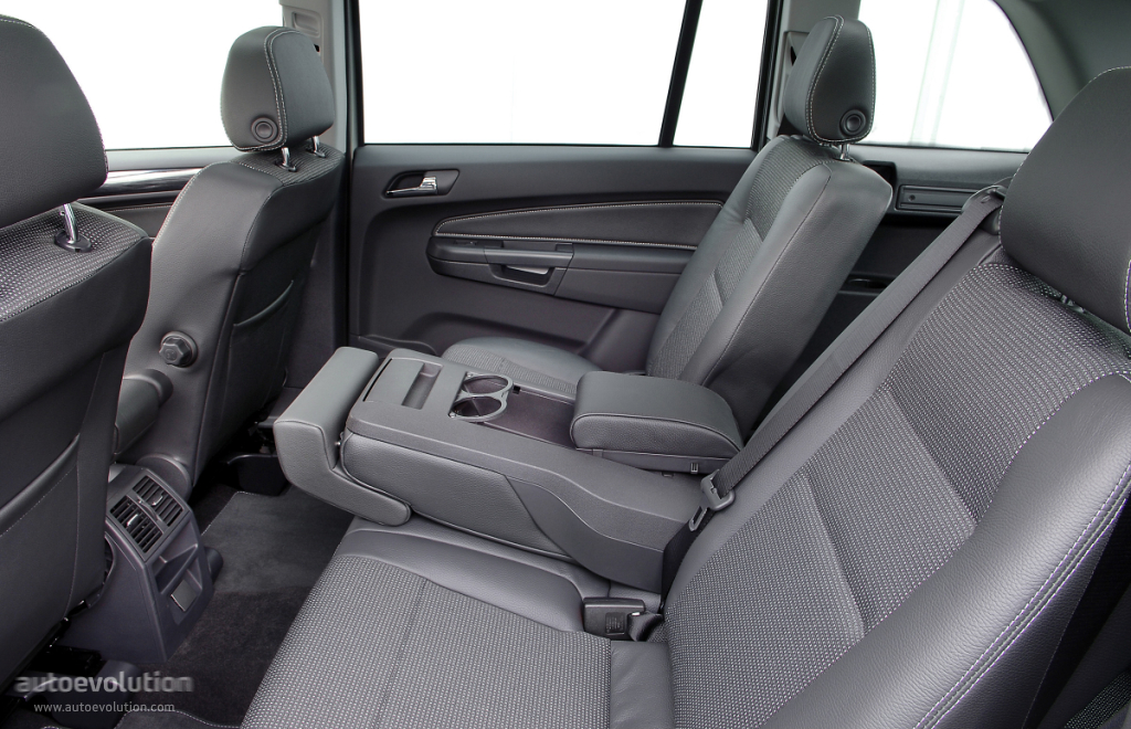 Vauxhall Zafira Specs Amp Photos