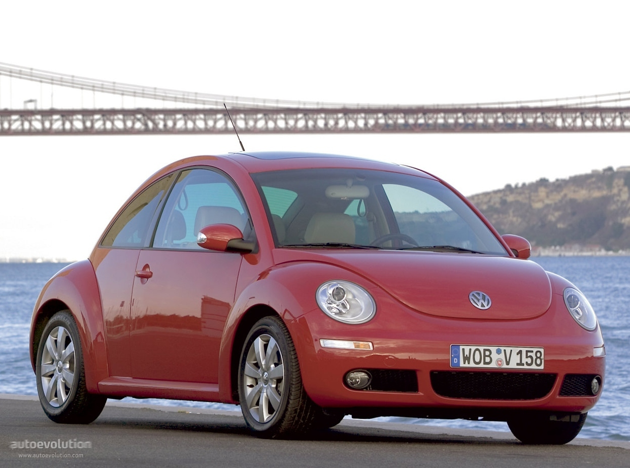 2009 Volkswagen Beetle Turbo