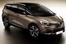 Renault Grand Scenic Models And Generations Timeline Specs And Pictures By Year Autoevolution