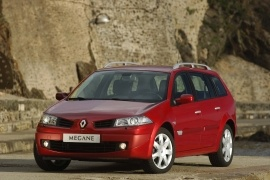 Renault Megane Estate Models And Generations Timeline Specs And Pictures By Year Autoevolution