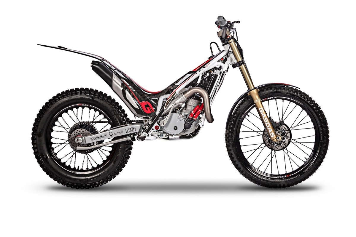 Gas Gas Txt Gp 125 Limited Edition Specs