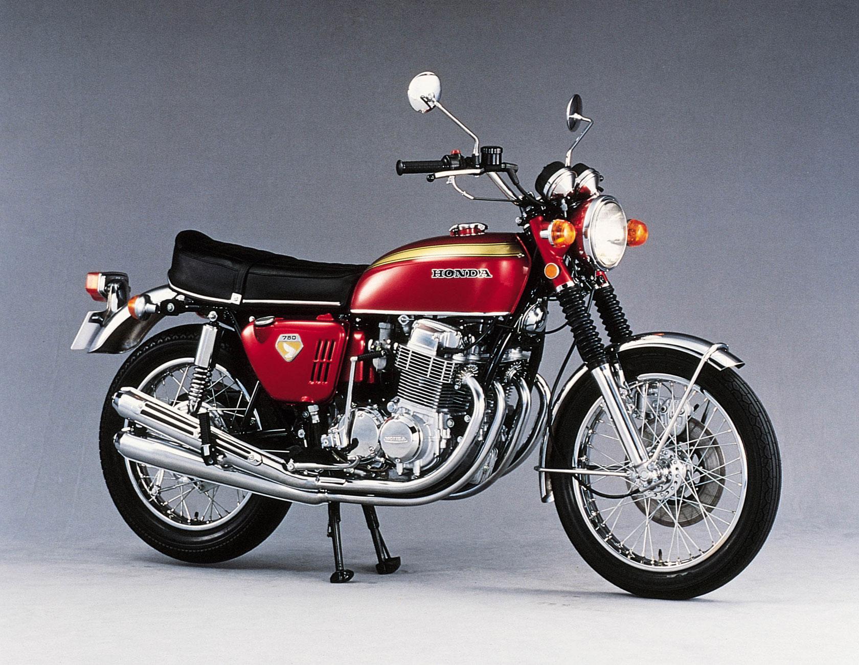 Fantastic 1971 Honda 750 Four Wiring Diagram Component - Wiring ...