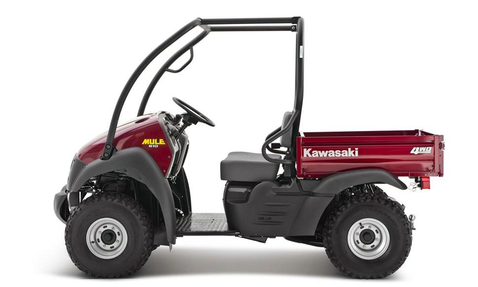 Kawasaki 2010 Mule 4x4 610