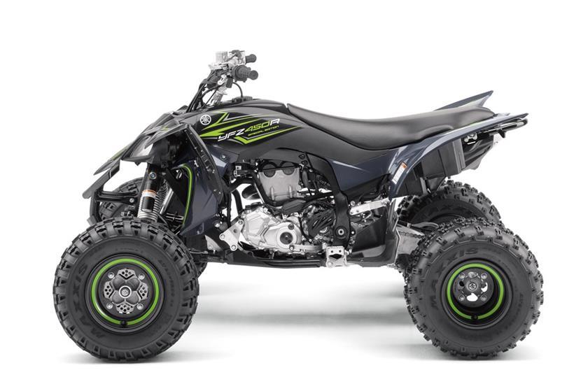 Power Raptor Wheels Quad