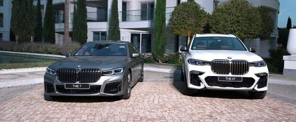 Chris Harris On Twitter Bmw 7 Series 10 Years Apart And To