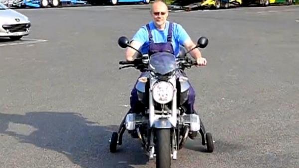 Landing Gear Technology Helps Disabled