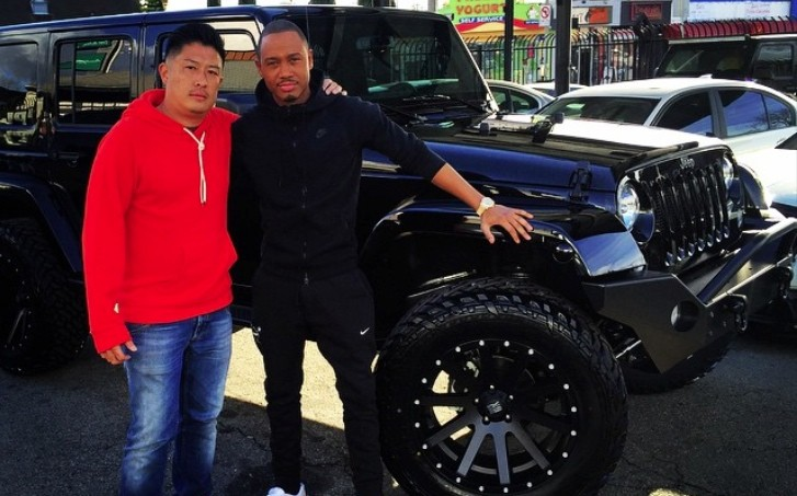 106 Amp Parks Host Terrence J Gets His Jeep Wrangler