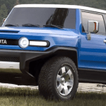 2007 Toyota Fj Cruiser Gets Modernized Digitally Autoevolution