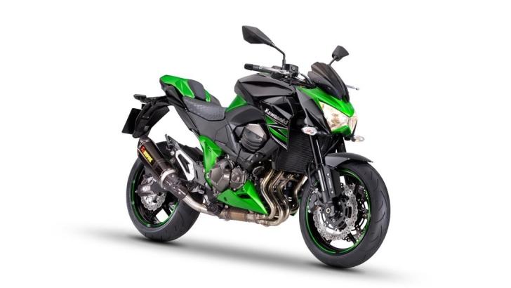 Kawasaki Z800 Performance Edition Launched