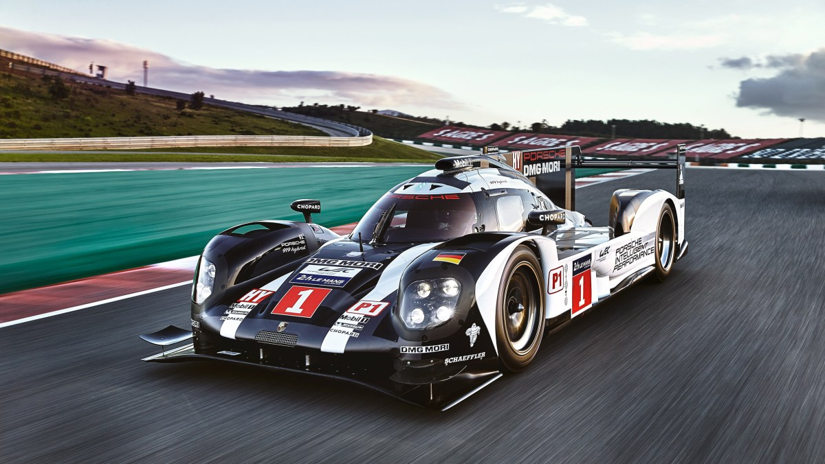 2016 Porsche 919 Hybrid LMP1 Race Car Packs 900+ Horsepower - autoevolution