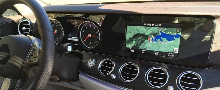 2017 Mercedes Benz E Class Entry Level Interior Looks Less