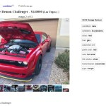 2018 Dodge Demon Hits Craigslist Classifieds Selling For 140 000 Autoevolution