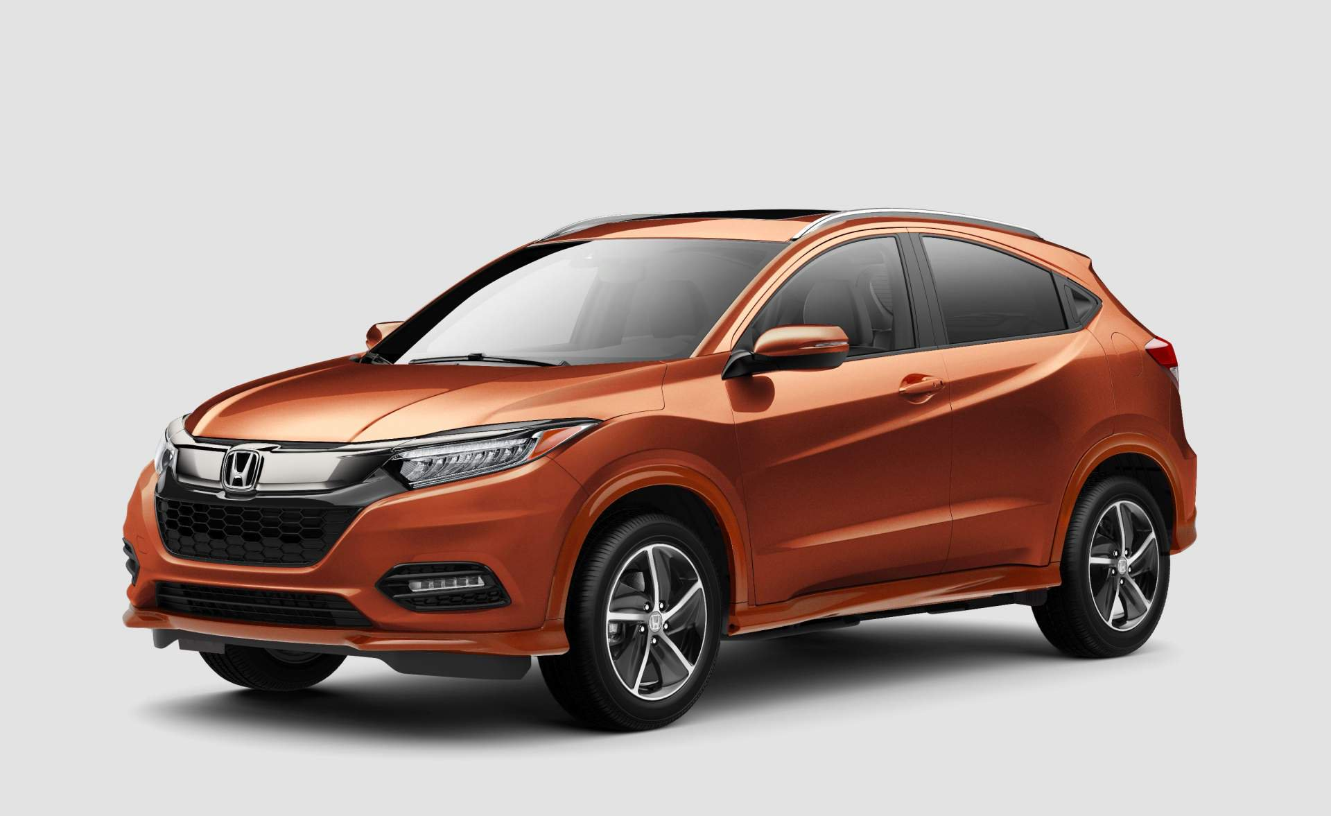 2019 Honda HR V Pricing Announced Loses Manual Gearbox