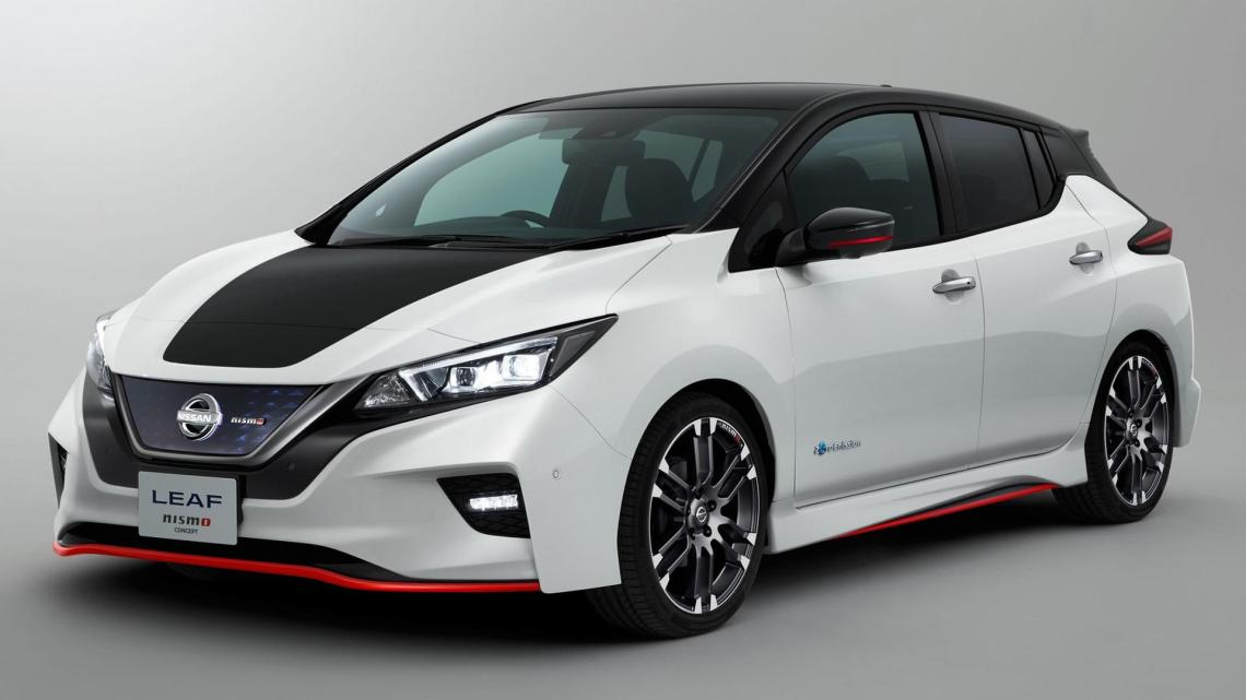 2019 nissan leaf to threaten tesla model 3 with 225+ miles range and