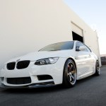 Alpine White Bmw E92 M3 Gets Carbon Fibre Treatment Autoevolution