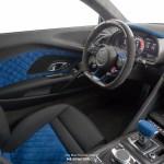 Audi R8 V10 Plus Blue Thunder Interior By Neidfaktor Looks Like The Rs2 Autoevolution