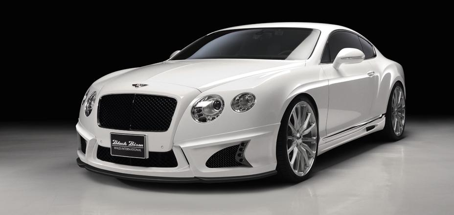 Bentley Continental GT The Bold Japanese Tuning Take