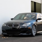 Bmw E60 M5 Gets New Stance At Eas Autoevolution