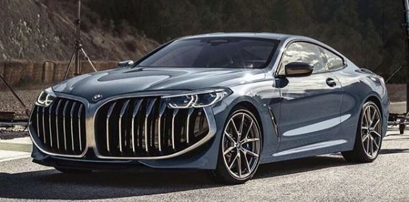 New Bmw 7 Series Revealed With 40 Larger Grille