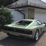 Feast Your Eyes On The Only Green Ferrari Testarossa Autoevolution