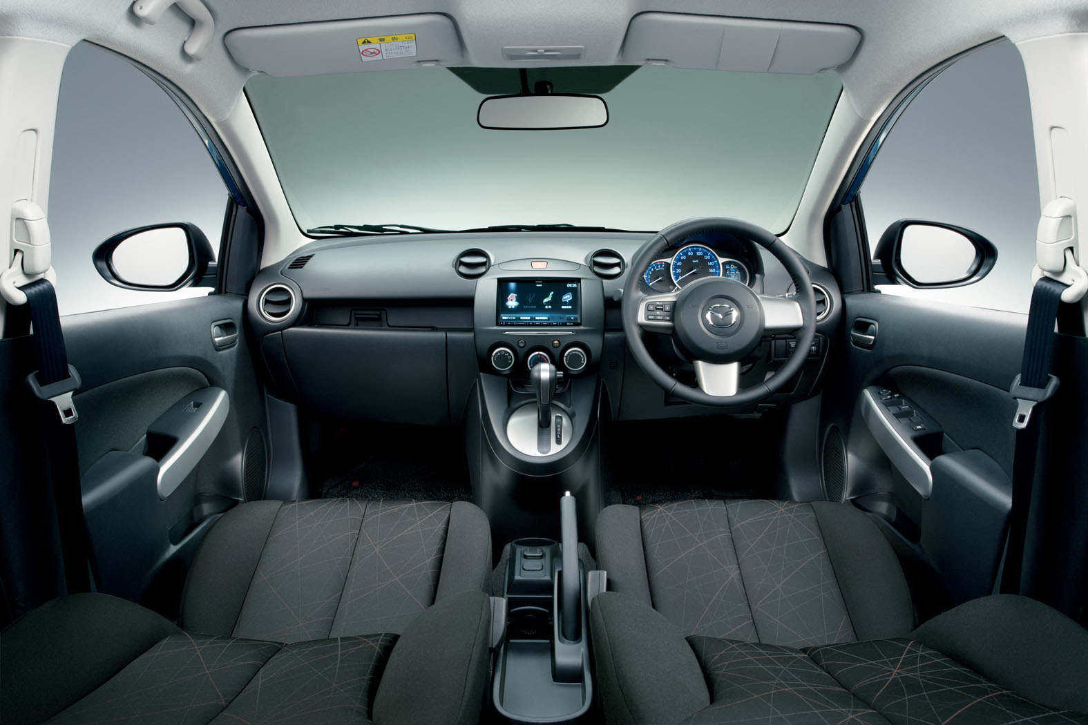 2012 Mazda Demio 13 SKYACTIV Arrives In Japan Image