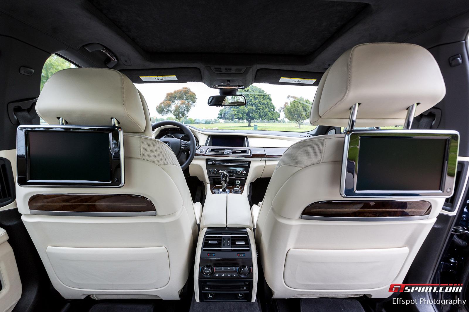 2013 BMW 760Li Test Drive By GT Spirit Autoevolution
