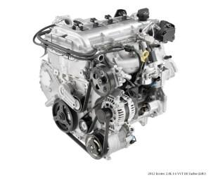 2014 Buick Verano Will Have 16Liter Turbo  autoevolution