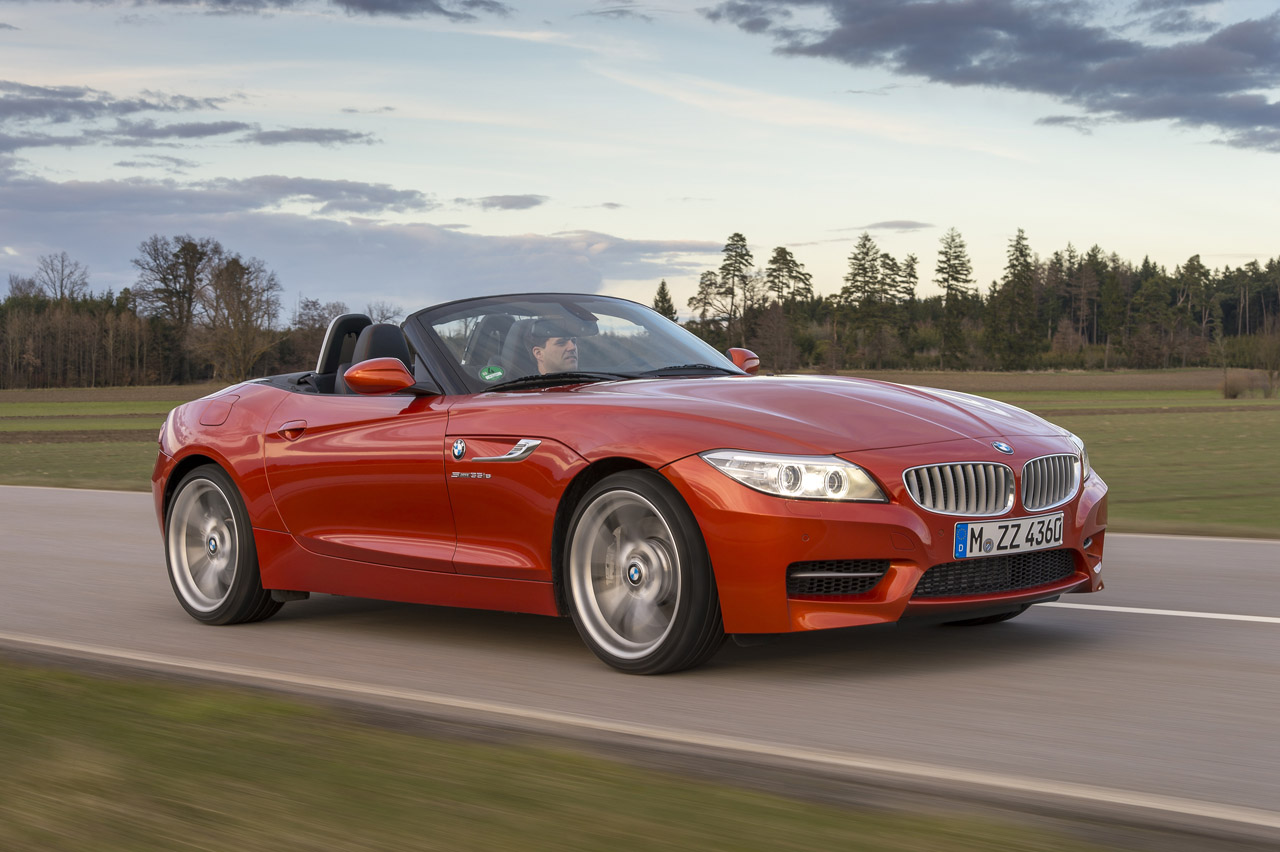 2014 BMW Z4 SDrive35is Review By Autoblog Autoevolution