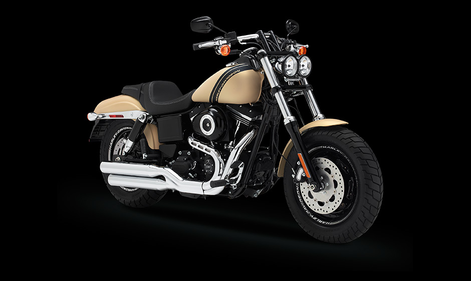 2014 fat bob fxdf carries on the harley