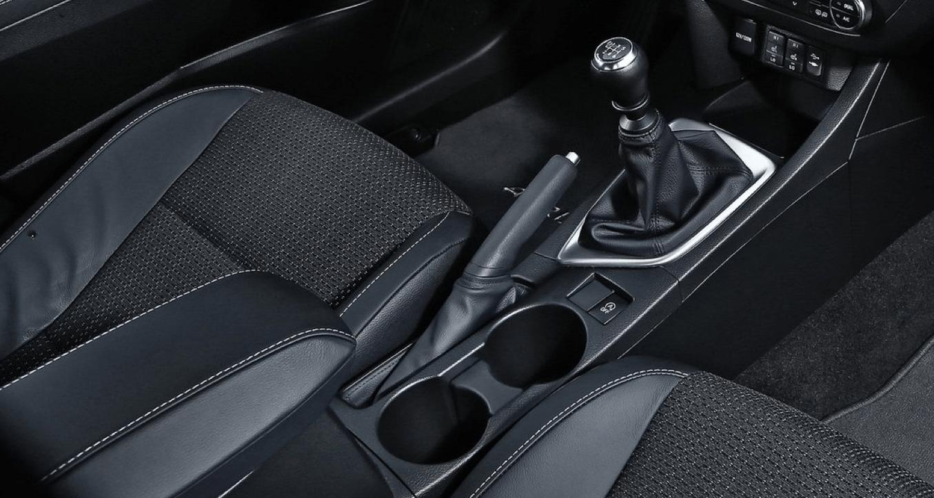 2014 Toyota Corolla Center Console Leaked Sport Button